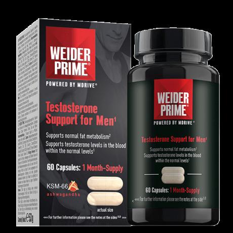 Pro hormonal Weider Prime 60 caps. - Weider