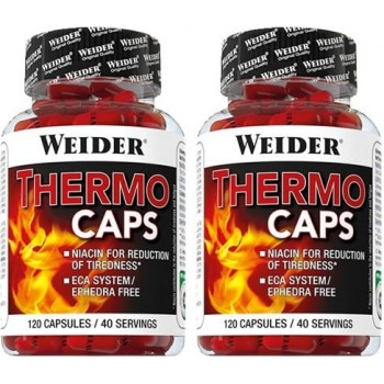 PACK Quemador Thermo Caps...