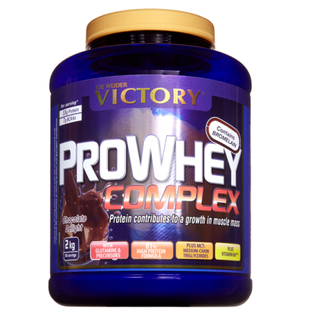 Proteína Pro Whey Complex 2 kg - Victory