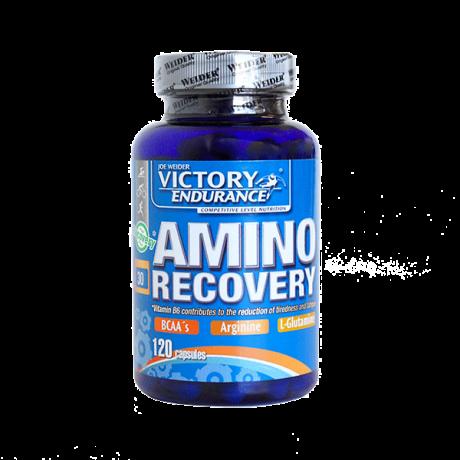 Aminoácidos Amino Recovery 120 CAPS - Victory Endurance