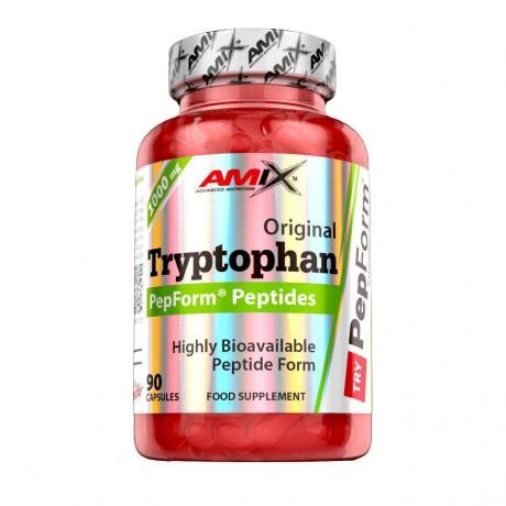 Aminoácidos L-Trypthophan 90 CAPS - Amix