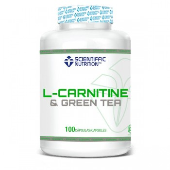 L- carnitine + green tea...