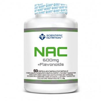 NAC Acetíl Cisteína 60 cap....