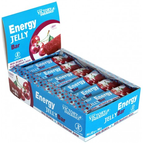 Barrita Energy Jelly Bar 24 x 32 gr. - Victory Endurance