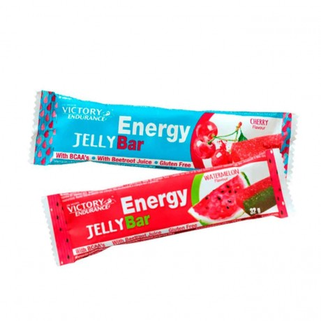 Barrita Energy Jelly Bar 12 x 32 gr. - Victory Endurance