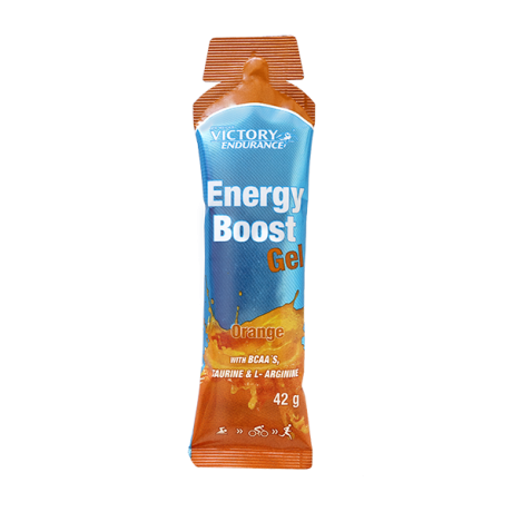 Geles Energy Boost Gel 42 gr. - Victory Endurance