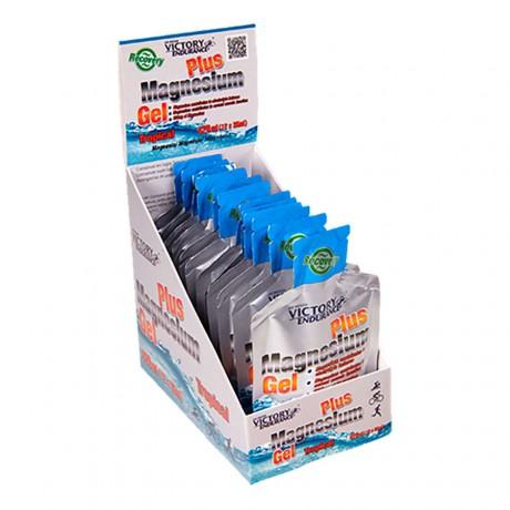 Geles Magnesium Gel Plus 12 x 35 ml. - Victory Endurance