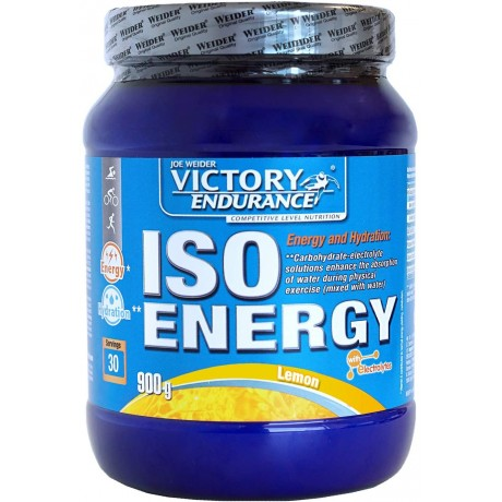 Isotónico Iso Energy 900 gr - Victory Endurance