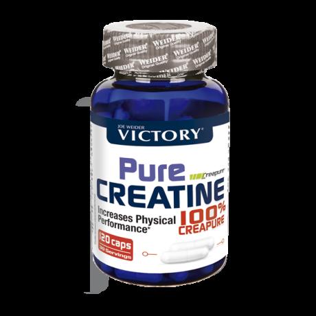 Creatina Pure Creatine 120 caps. Victory