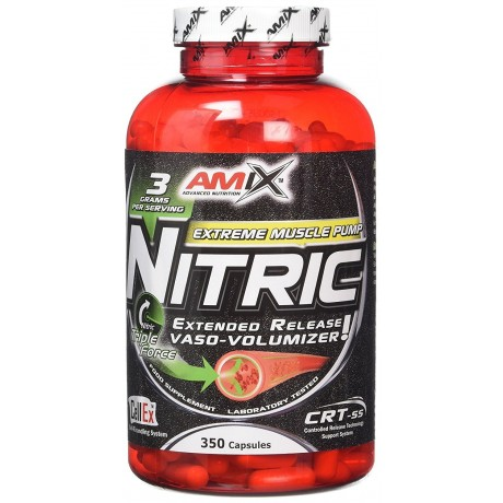 Pre-entreno Nitric 350 CAPS - Amix