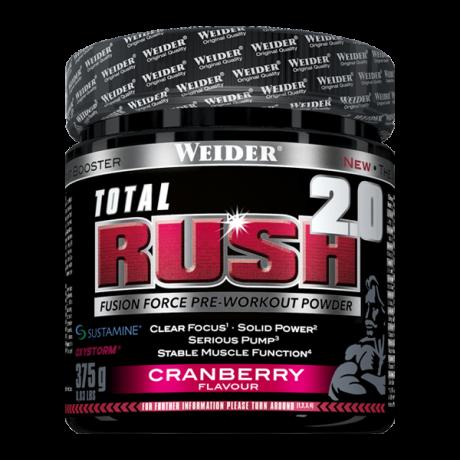 Pre-entreno Total Rush 2.0 - Weider