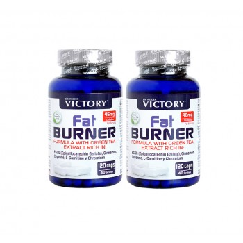 Pack quemador Fat Burner (2...