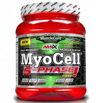 Pre-entreno Myocell 5 Phase...
