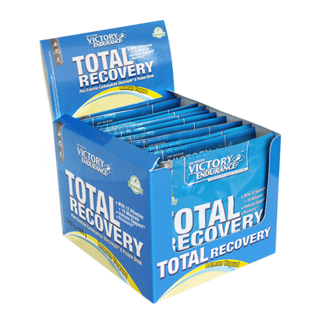 Recuperador Total Recovery 12 x 50 gr - Victory Endurance
