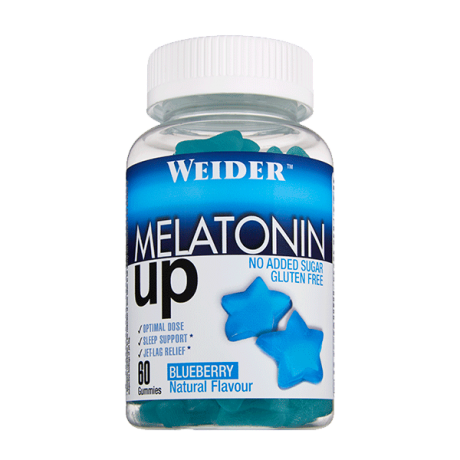 Gominolas Melatonin Up 60 gum. - Weider