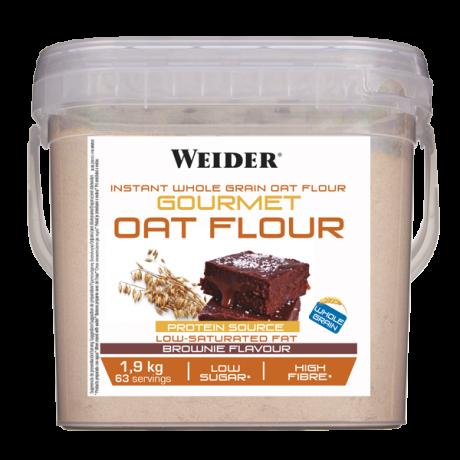 Harina de avena Gourmet Oat Flour 1,9 kg. - Weider