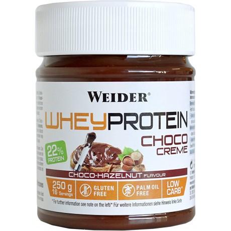 Crema proteica Whey Protein Creme 250 gr. - Weider