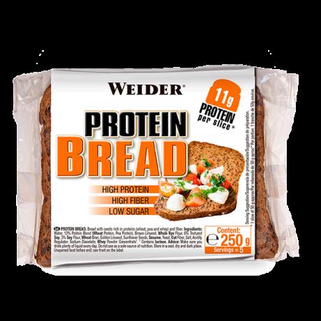 Pan proteico Protein Bread 250 gr. - Weider