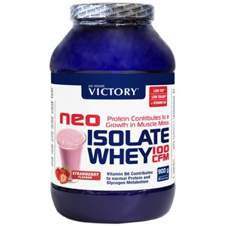 Proteína Neo Isolate Whey 100 CFM 900 gr - Victory