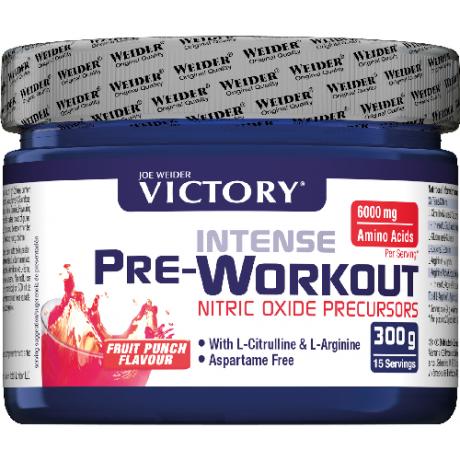 Pre-entreno Pre Workout fruit punch