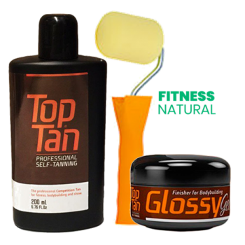 Pack Tinte corporal Top Tan...