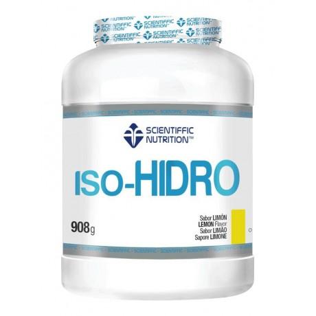 Proteina Iso Hydro Whey 908 gr. - Scientiffic Nutrition