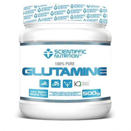 Glutamina Kyowa® 500 gr. - Scientiffic Nutrition