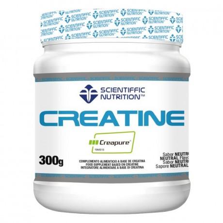 Creatina Creapure® Monohidrato 300 gr. - Scientiffic Nutrition