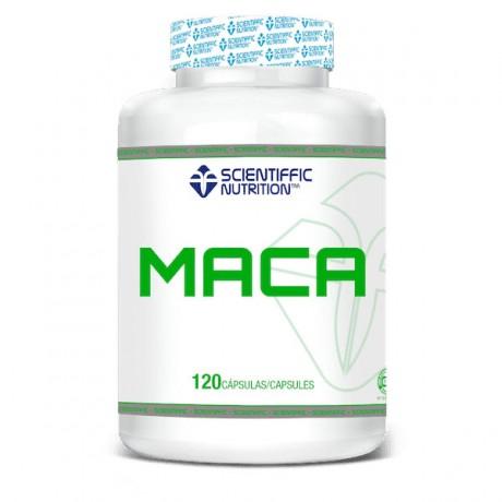 Maca 120 cap. - Scientiffic Nutrition