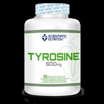 L-Tirosina 500 mg. 60 cap....