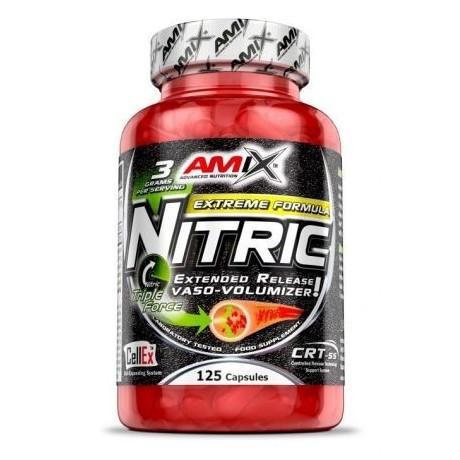 Pre-entreno Nitric 125 CAPS - Amix