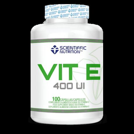 Vitamina Vit E 100 cap. - Scientiffic Nutrition