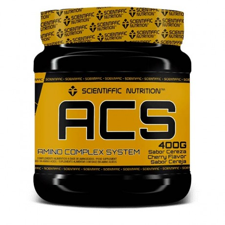Aminoácidos Esenciales ACS 400 gr. - Scientiffic Nutrition