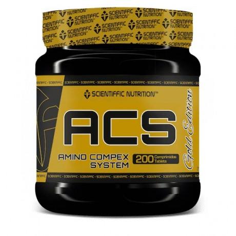 Aminoácidos Esenciales ACS 200 comp. - Scientiffic Nutrition