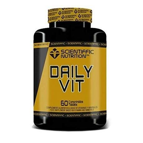 Vitaminas y minerales Daily Vit - Scientiffic Nutrition