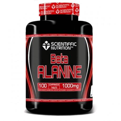 Beta Alanina 100 comp. - Scientiffic Nutrition