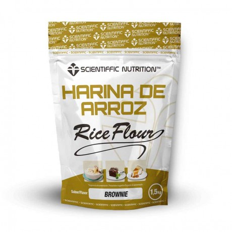 Harina de arroz 1,5 kg. - Scientiffic Nutrition