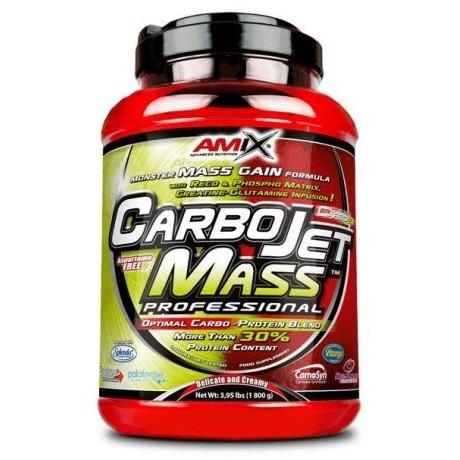 Voluminizador Carbojet Mass Professional 1,8 kg. - Amix