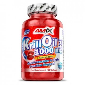 Krill oil 1000 mg 60 CAPS -...