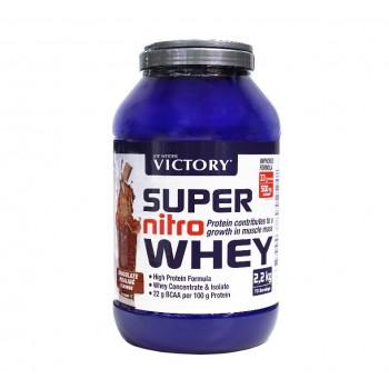 Proteína Super Nitro Whey...