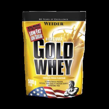 Proteína Gold Whey - Weider