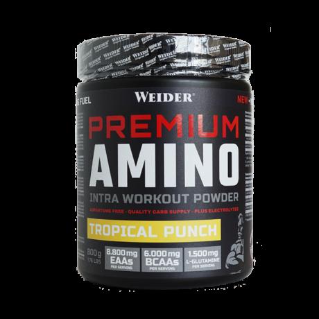 Aminoácidos Premium Amino Powder - Weider