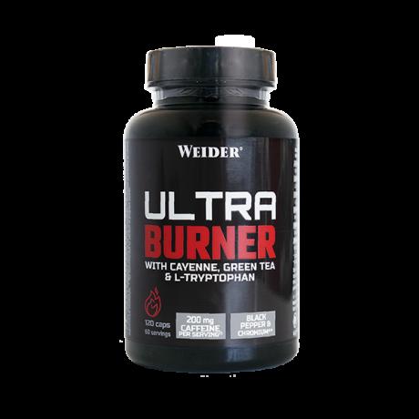 Quemador Ultra Burner 120 caps. - Weider